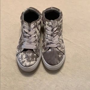 Qupid Sneakers (size 8)